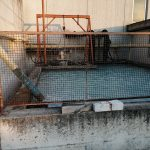 AGV Marmi & Graniti - Settling tank for water recycling